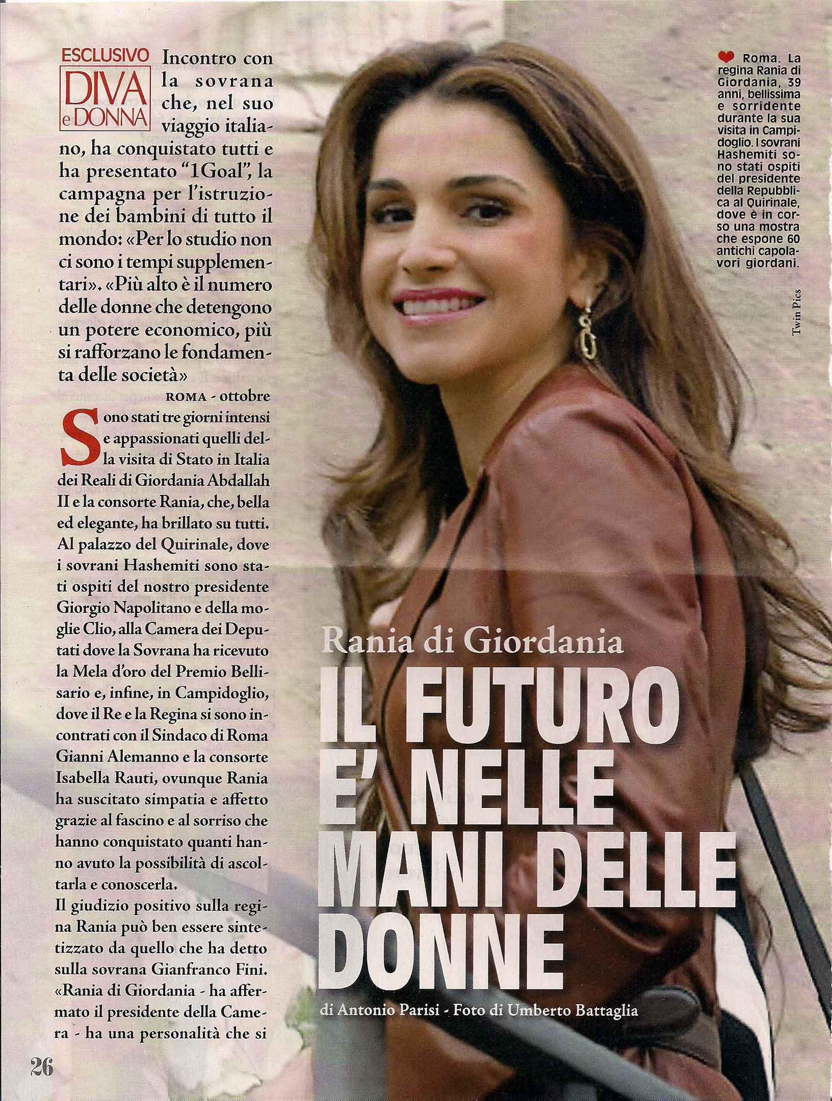 Diva e donna il futuro nelle mani delle donne for Diva e donne