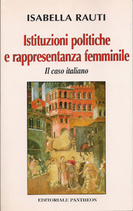 Isabella Rauti - Istituzioni politiche e rappresentanza femminile