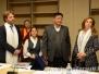 Con il presidente del Parlamento tibetano in esilio