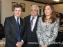 Ricevimento in onore del Presidente Abu Mazen