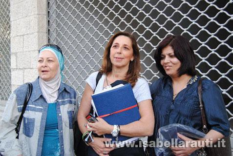 Visita istituzionale in Israele e Palestina