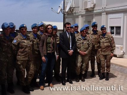 Visita istituzionale in Libano - Foto 14