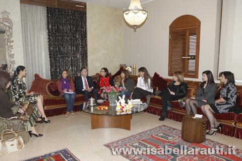 Visita istituzionale in Libano - Foto 6251