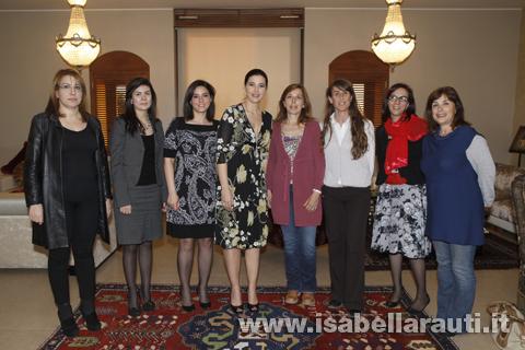 Visita istituzionale in Libano - Foto 6310