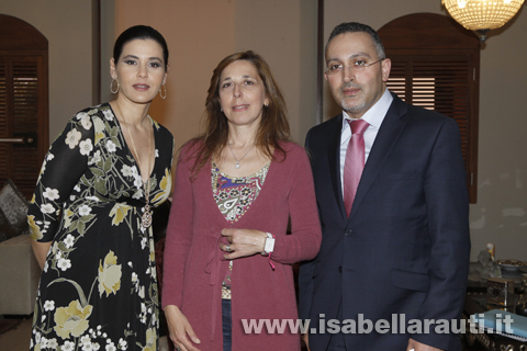 Visita istituzionale in Libano - Foto 6321