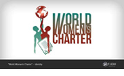 La carta delle donne del mondo