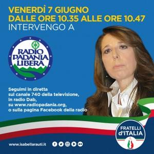 RadioPadania-7giugno2019-2