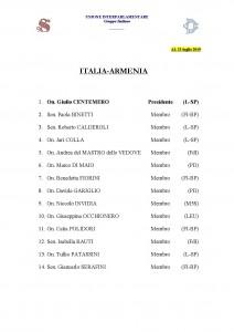 UIP_Italia-ARMENIA_23_lug_2019