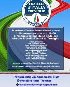 Inaugurazione-sede-FDI-Treviglio