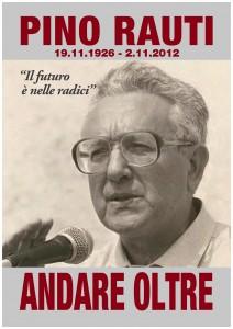 Manifesto Pino Rauti