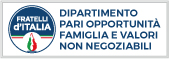 Dipartimento nazionale Pari opportunità, Famiglia e Valori non negoziabili di Fratelli d'Italia