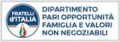 Dipartimento nazionale Pari opportunità, Famiglia e Valori non negoziabili di Fratelli d'Italia